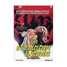 DvD IL TUO DOLCE CORPO DA UCCIDERE (1971) Alfonso Brescia Dvd Cinekult ...NUOVO