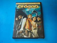 ERAGON DVD MOvIE DRAGON Ed Speleers, Sienna Guillory, Jeremy Irons WIDESCREEN