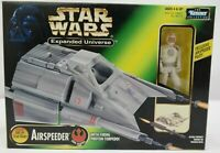 Star Wars Expanded Universe Airspeeder with Figure  TY