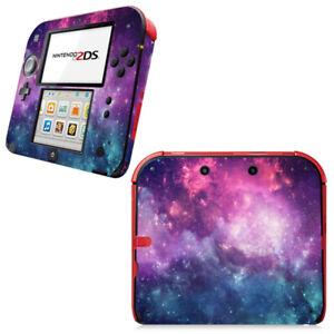 Vinyl Skin Sticker for Nintendo 2DS - Galaxy Nebula