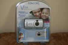CONCORD 642 VGA 3 in 1 digital Camera Brand New Sealed