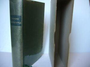 PLÉIADE -  DICKENS : DOMBEY & FILS - TEMPS DIFICILES - 1956 - TBE