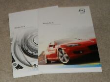 Mazda RX-8 Brochure & Specification Guide 2003-2004 - RX8 Coupe 192ps & 231ps