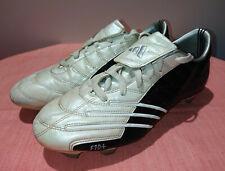2005 ADIDAS F10+ SPIDER TRX SG BLACK SOCCER CLEATS FOOTBALL BOOTS US 9.5 UK 9