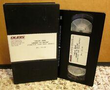VELVA JEAN LEARNS TO DRIVE Jennifer Niven 1995 VHS coming of age Appalachian GA