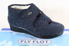 Fly Flot Ladies Mule Slippers Mules Blue New