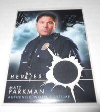Heroes Costume Trading Card Matt Parkman