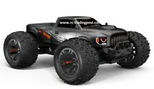TEAM REDCAT TR-MT10E 1/10 SCALE BRUSHLESS RC MONSTER TRUCK WATERPROOF RTR 4X4