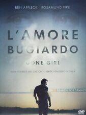 L'AMORE BUGIARDO CON BEN AFFLECK E ROSAMUND PIKE (DVD) NUOVO, ITALIANO