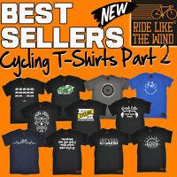 Men's Cycling T Shirts - Clothing Fashion T-Shirt funny novelty cycle gift Pt 2