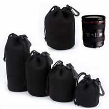 Matin Neoprene Waterproof Soft Camera Lens Pouch Bag Case Cover Size S M L XL