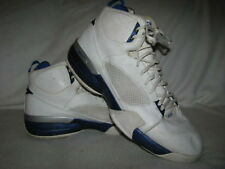 Reebok DMX Foam Men Sz 14 Above the Rim Athletic Sneakers Shoes White/Blue