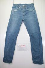 Levi's Engineered 835 (Cod. F1795) Tg46 W32 L34 jeans usato vita alta