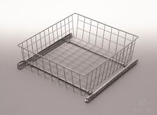 PULL OUT WIRE BASKET DRAWER WARDROBE MD FITTING ACCESSORIES (all sizes)