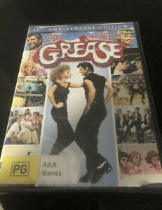 Grease 30th Anniversary Edition DVD (Region 4) - New & Sealed - Free Postage