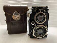 Voigländer Superb Rollfilmkamera 6x6