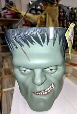 SIDESHOW FRANKENSTEIN CANDY PAIL Universal Monsters 1999 collectibles toy Horror