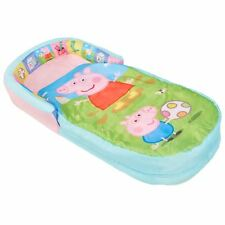 OFFICIAL PEPPA PIG GEORGE MY FIRST READY BED AIR MATTRESS WITH PUMP CHILDRENS