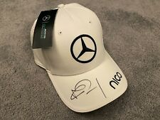 Nico Rosberg Autographed Signed Mercedes AMG F1 Driver Hat Cap, Formula 1