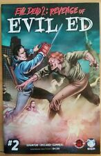 EVIL DEAD 2: #2 EVIL ED (2017 SGP SPACE GOAT Comics) ~ VF/NM Book
