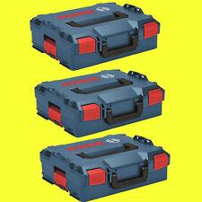 3 Stück - BOSCH L-BOXX 4.0 LB4  Neue Version Größe 2  - SORTIMO Größe 136
