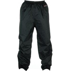 SPADA WP Waterproof 911 Motorcycle Rain Trousers Motorbike Sizes XSmall-XXXXL