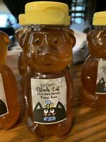 12oz Pure Raw Honey Squeeze Bottles - (Pure Raw Unfiltered)