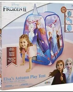 Kids Pop Up Tent - Frozen 2 Children's Playtent Playhouse for Indoor Outdoor, In