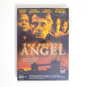 The Fourth Angel Movie DVD Region 4 AUS Free Postage - Thriller Action