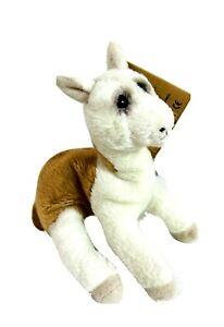 "Applause Lou Rankin Lanna Llama Plush Realistic 7"" Tall Stuffed Animal"