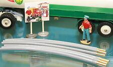 DTF540.1 - Jeu de 6 tuyaux avec embout pour UNIC AIR BP Dinky Toys réf: 887