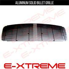 FIT DODGE RAM 1500/2500/3500 2002-2005 BLACK UPPER BILLET GRILLE GRILL INSERT