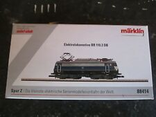 "Marklin spur z scale/gauge Electric Locomotive ""Crease"". NEW."