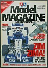 Tamiya Model Magazine International October/Nov 2003 Issue 101 Pre Owned!