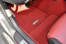 OEM Honda S2000 Red Extended Floor Mats
