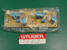 Studer ReVox C270 Record Equalizer  PCB HS NAB  1.777.558.00 NEW