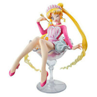 Anime Sweeties Sailor Moon Figure Usagi Tsukino 13cm PVC Model Toys New in Box