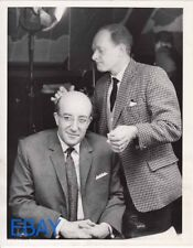 Make-up man Stuart Freborn Peter Sellers VINTAGE Photo Dr. Strangelove
