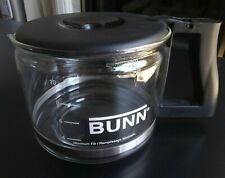 Bunn Black NHB Velocity 10 Cup Coffee Maker REPLACEMENT CARAFE ONLY Extra Part