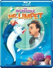 The Incredible Mr. Limpet (Blu-ray Disc, 2012) - NEW!!