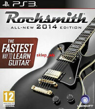 Rocksmith: 2014 Edition (Sony PlayStation 3, 2013) - US Version