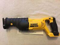DEWALT DCS380B 20V Reciprocating Saw