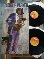 Alto Sax Be-Bop Jazz.   Charlie Parker/Fats Navarro.    'One Night In Birdland'