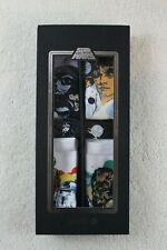 STAR WARS Galactic 4-Pack STANCE Sock Set with Collector's Pins Size (L) $100