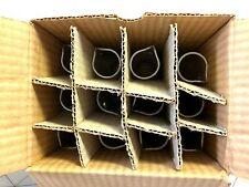 Six Corning 8320 40 Pyrex 40ml Heavy Duty Conical Centrifuge Tubes New