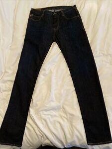 armani jeans 34w 34l