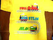THOMAS THE TANK & FRIENDS SHORT SLEEVE T SHIRT ( VARIOUS SIZES) BRAND NEW!