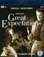 Great Expectations [Blu-ray] [DVD][Region 2]