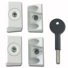 Chubb/Yale 8K108 Sash Window Lock White for Sliding Sash Window