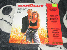 The Harvest Laserdisc LD Miguel Ferrer Leilani Sarelle Free Ship $30 Orders